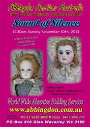 Sound of Silence Nov 10th 2013 issue Sound of Silence Nov 10th 2013