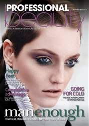 Professional Beauty November 2013 issue Professional Beauty November 2013
