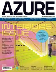AZURE Magazine Cover