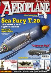 No.459 Sea Fury T.20 issue No.459 Sea Fury T.20