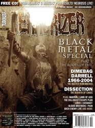Terrorizer 128 Black Metal 1 issue Terrorizer 128 Black Metal 1