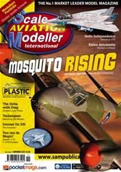 Scale Aviation Modeller Internat Magazine Cover
