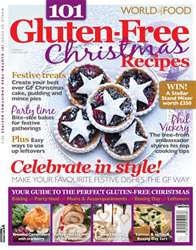 Gluten-Free Christmas issue Gluten-Free Christmas