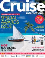 Cruise International Dec-Jan 13 issue Cruise International Dec-Jan 13