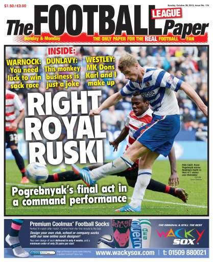 The Football League Paper Preview