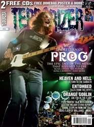 Terrorizer 161 Prog 1 issue Terrorizer 161 Prog 1