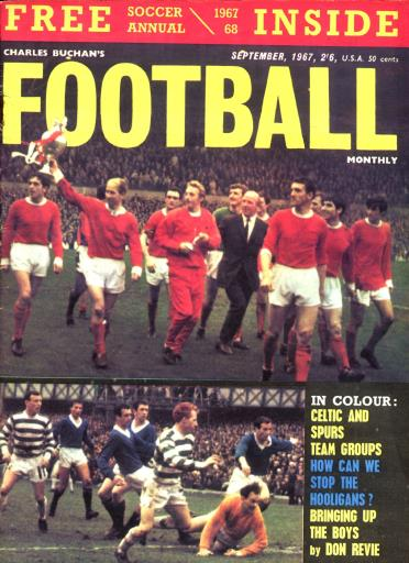 Charles Buchan's Football Monthly Preview
