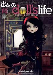 It's a doll's life 03 issue It's a doll's life 03