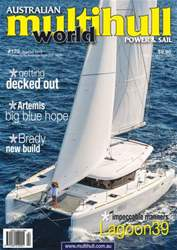Multihull World Magazine #122 issue Multihull World Magazine #122