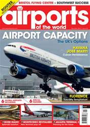 Airports of the World Magazine Cover