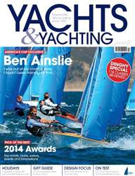 Yachts & Yachting Dec 2013 issue Yachts & Yachting Dec 2013
