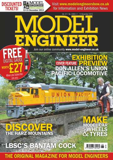 Model Engineer Preview