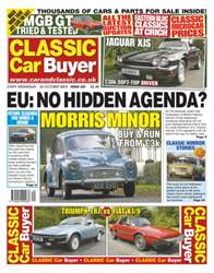 no.201 Morris Minor- Buy and Run issue no.201 Morris Minor- Buy and Run