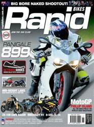 Rapid Magazine Cover