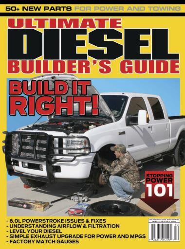 ultimate diesel builders guide magazine udbg 2013. Black Bedroom Furniture Sets. Home Design Ideas