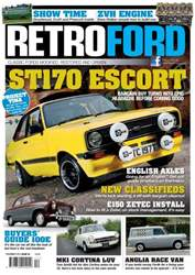 Retro Ford december issue Retro Ford december
