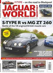 S-Type R vs MG ZT 260 issue S-Type R vs MG ZT 260