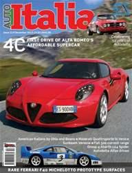 Auto Italia  Issue 214 issue Auto Italia  Issue 214