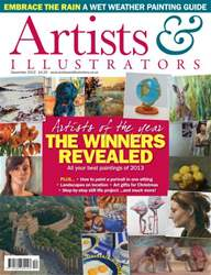 Artists & Illustrators Dec 2013 issue Artists & Illustrators Dec 2013