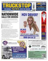 Truckstop News Issue 317 issue Truckstop News Issue 317