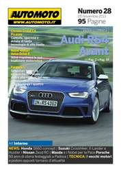 Automoto.it Magazine 28 issue Automoto.it Magazine 28