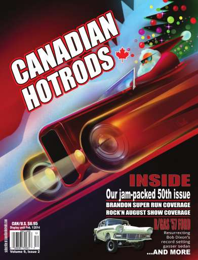 Canadian Hot Rods Preview