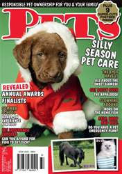 Pets Issue#32 Dec-Jan 2013 issue Pets Issue#32 Dec-Jan 2013