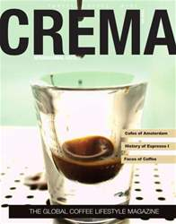 Crema International - Issue #42 issue Crema International - Issue #42