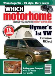 Hymer's 1st VW: December 13 issue Hymer's 1st VW: December 13