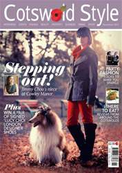 Cotswold Style November 2013 issue Cotswold Style November 2013