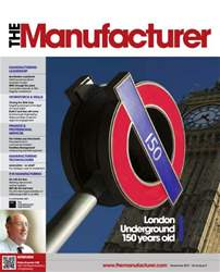 The Manufacturer November 2013 issue The Manufacturer November 2013