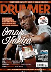 iDrum magazine: Never miss a beat Magazine Cover