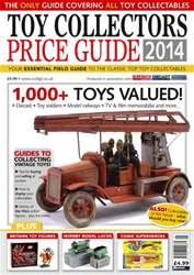 Toy Collectors Price Guide 2014 issue Toy Collectors Price Guide 2014