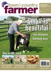 Town & Country Farmer - NovemberDecember 2013 issue Town & Country Farmer - NovemberDecember 2013
