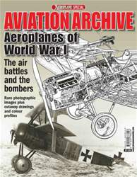 Aeroplanes of World War 1 issue Aeroplanes of World War 1
