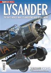 Lysander issue Lysander