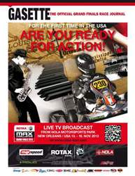 Rotax Grand Finals 2013 issue Rotax Grand Finals 2013