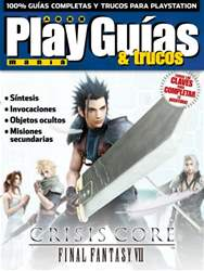 Crisis Core Final Fantasy VII issue Crisis Core Final Fantasy VII