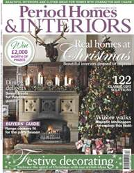 Real homes at Christmas issue Real homes at Christmas