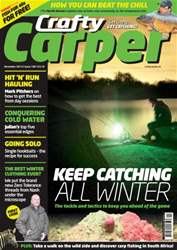 Crafty Carper December 2013 issue Crafty Carper December 2013