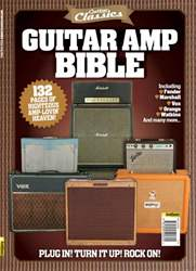 Guitar Amp Bible issue Guitar Amp Bible