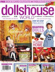 Dollshouse World Issue 256 issue Dollshouse World Issue 256