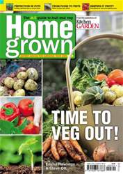 Homegrown - A-Z guide to fruit and veg issue Homegrown - A-Z guide to fruit and veg