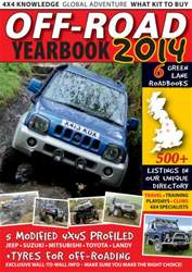 Off-Road Yearbook 2014 issue Off-Road Yearbook 2014
