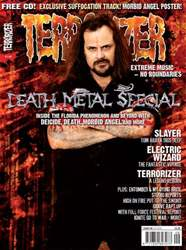 Terrorizer 148 - Death Metal 1 issue Terrorizer 148 - Death Metal 1