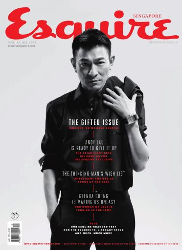 Esquire Singapore Digital Issue