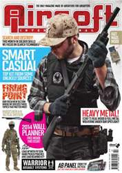 Airsoft International Magazine Cover