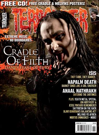 Terrorizer Magazine Preview
