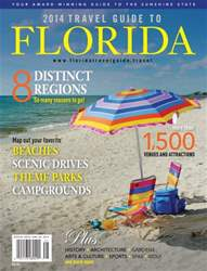 2014 Travel Guide to Florida issue 2014 Travel Guide to Florida