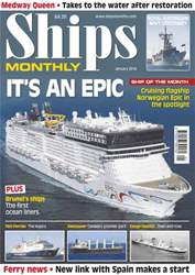 Its an epic Ship of the Month issue Its an epic Ship of the Month
